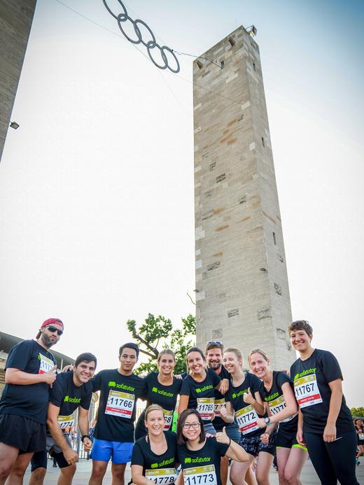 Keep on running – das sofatutor-Laufteam erobert das Berliner Olympiastadion - Blog