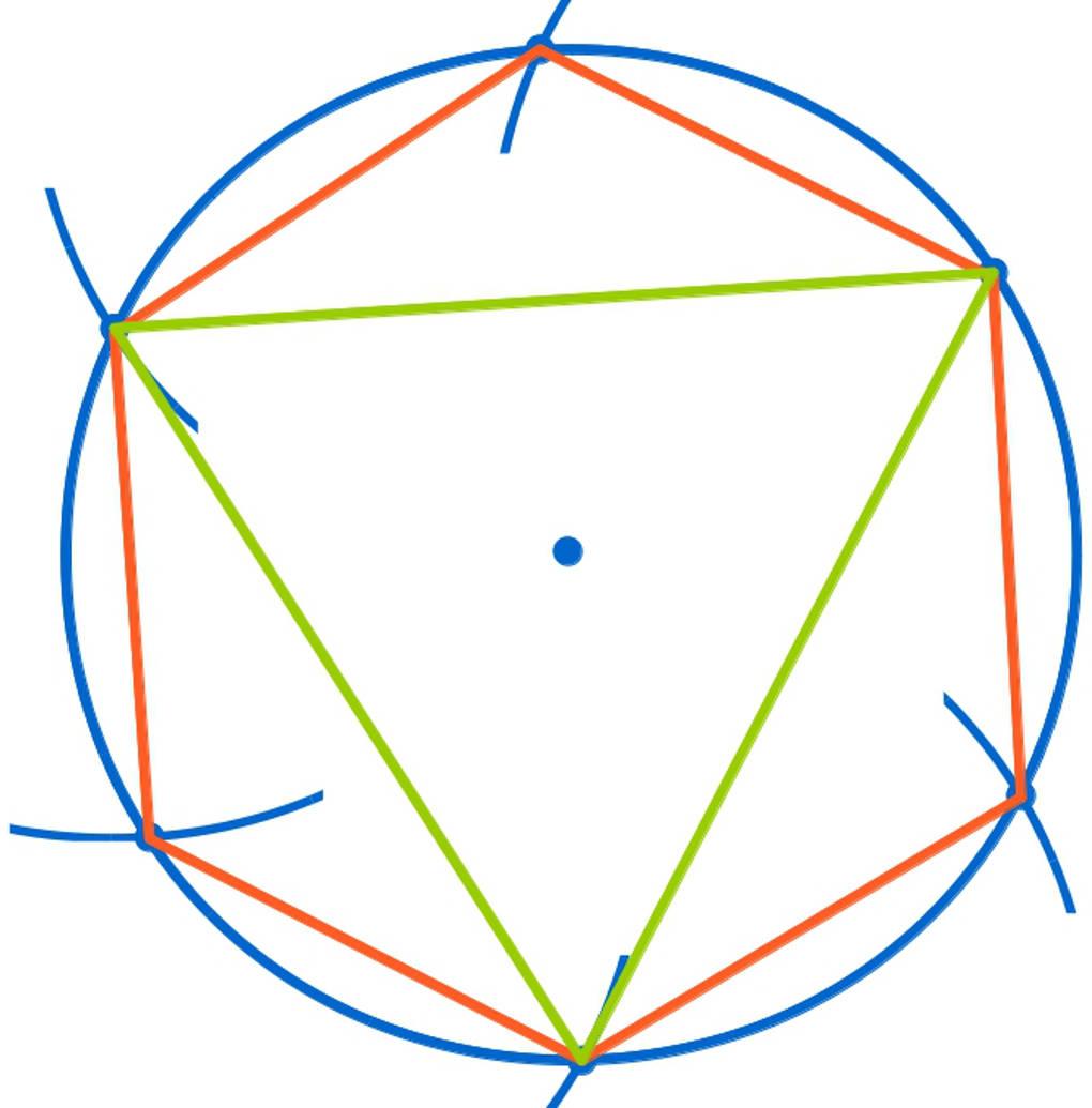 Vierecke und Vielecke online lernen