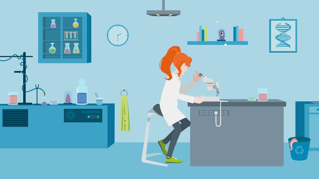 Wissenschaftliches Arbeiten und Protokollieren online lernen