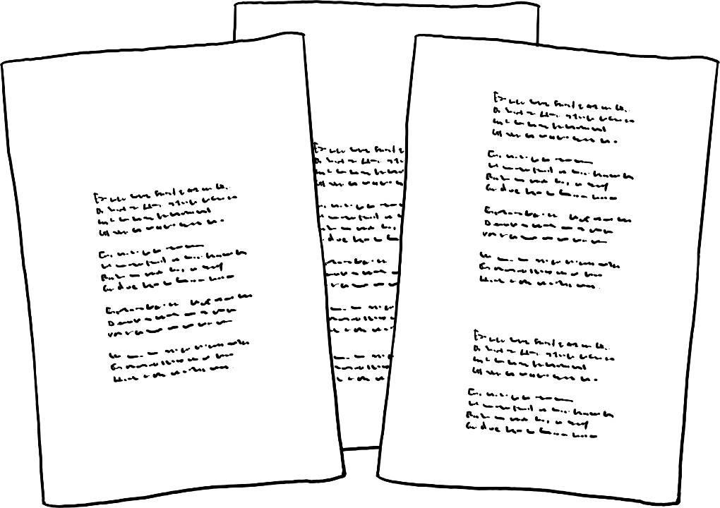 Ein gedicht beschreiben und deuten