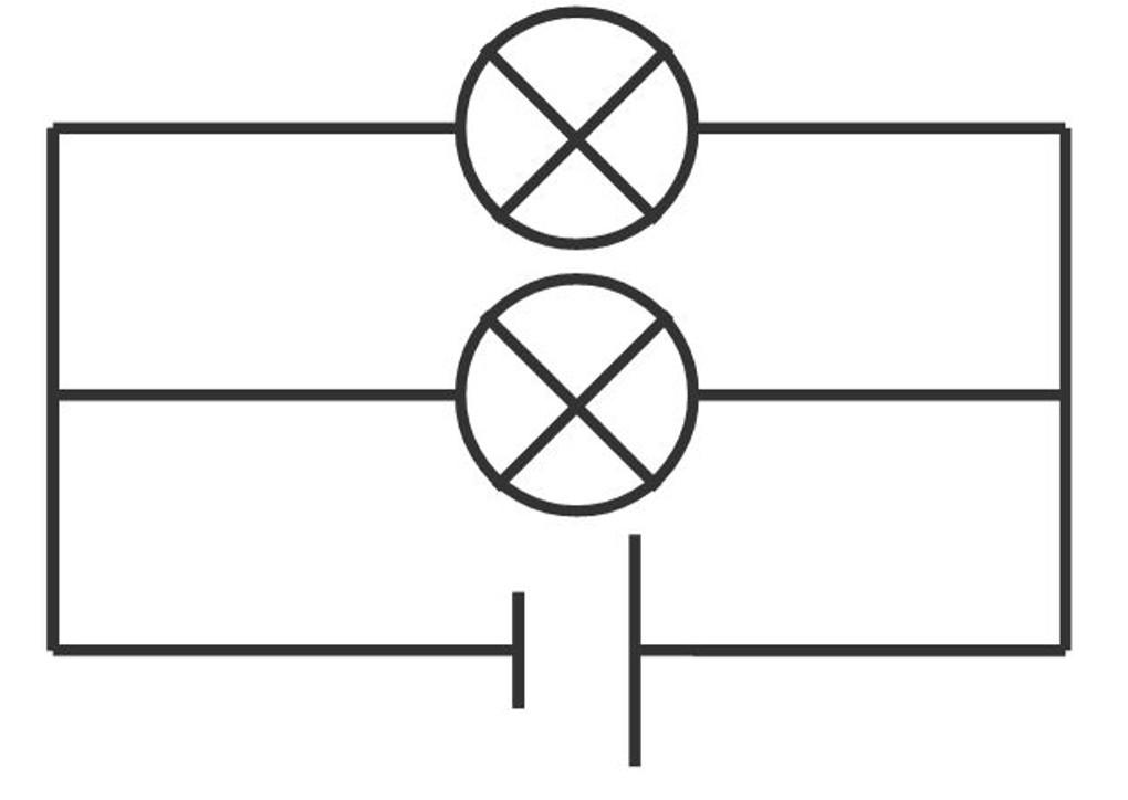 Parallelschaltung von Lampen