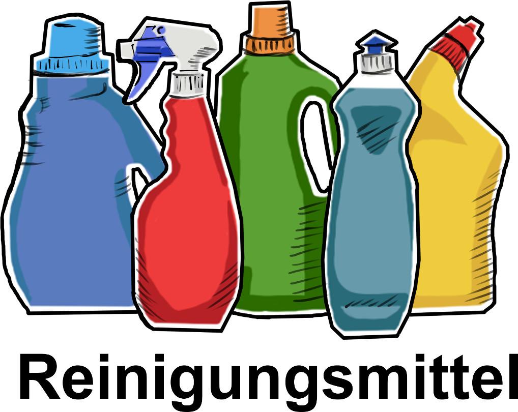 Ethanol und weitere Alkohole: Verwendung als Reinigungsmittel