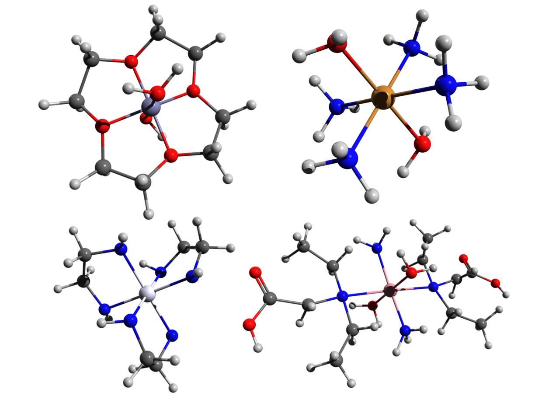 Komplexchemie online lernen