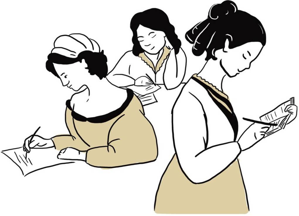 Schriftstellerinen