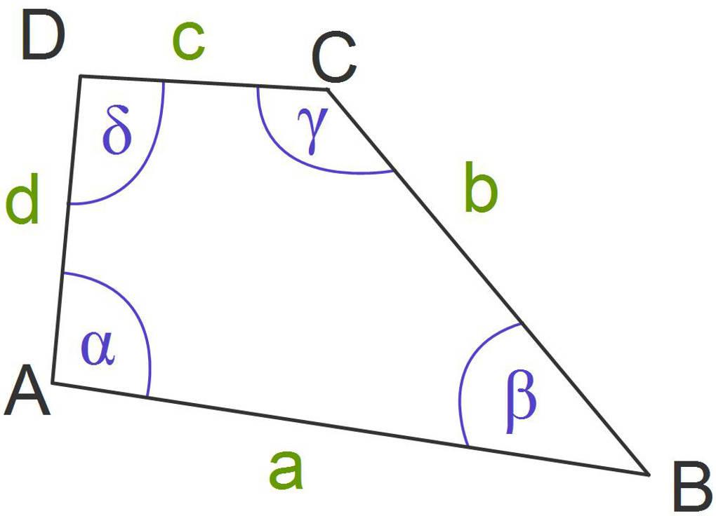 allgemeines Viereck