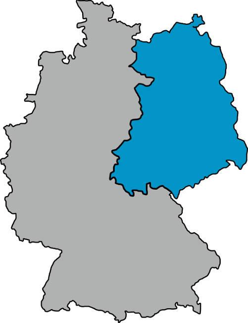 BRD und DDR
