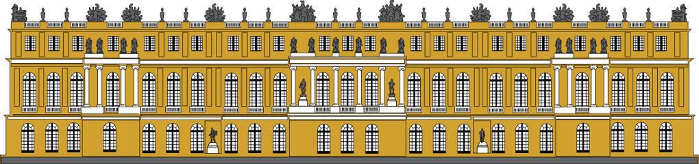 Schloss von Versaille