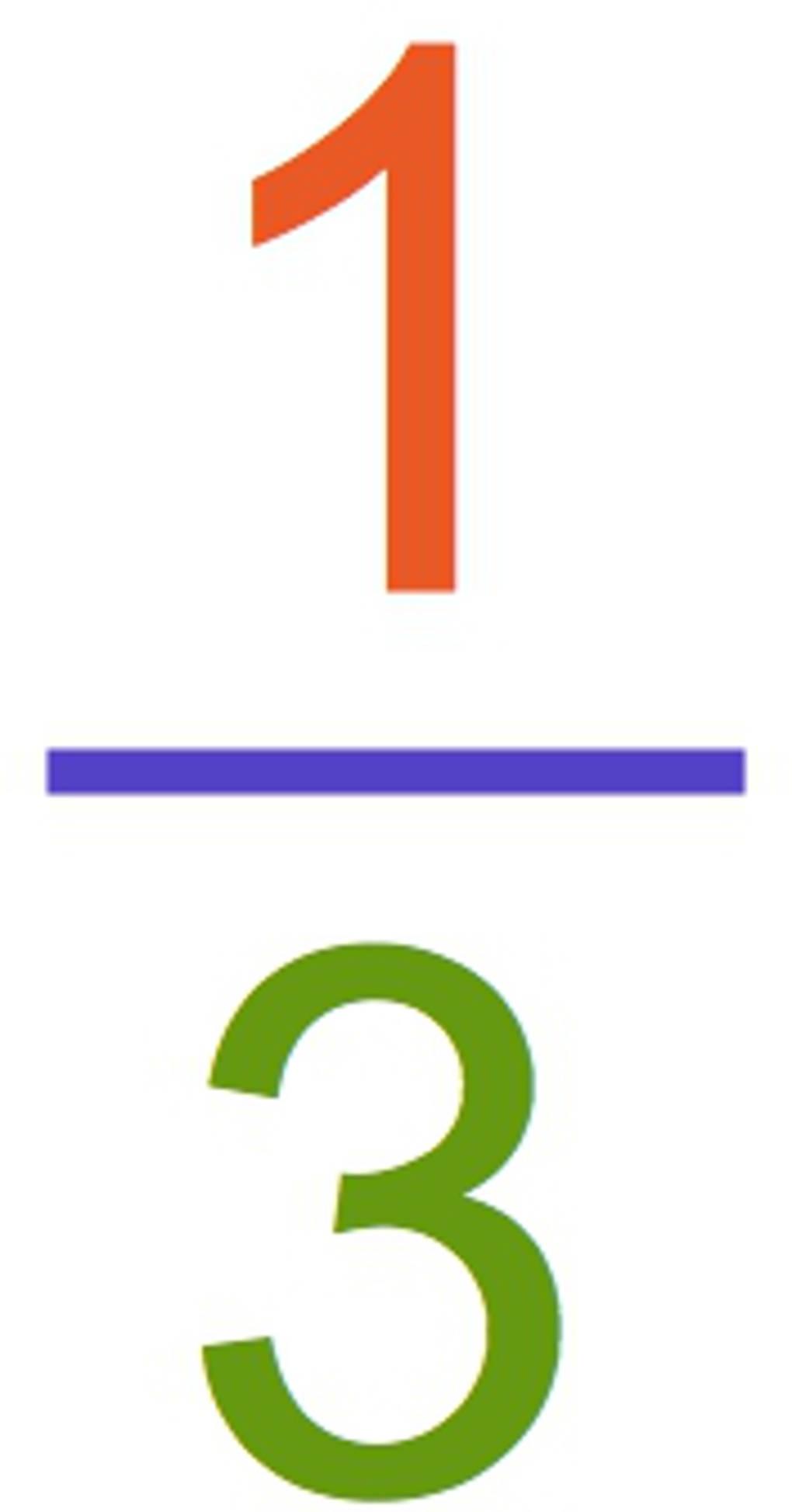Brüche ordnen und vergleichen online lernen