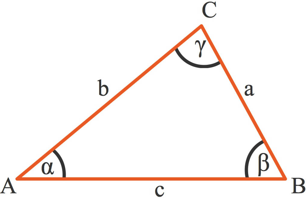 Dreiecke mit den Kongruenzsätzen konstruieren online lernen