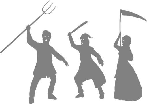 Aufstand des Volkes