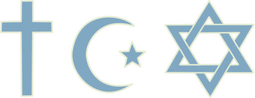 Symbole für Religionen