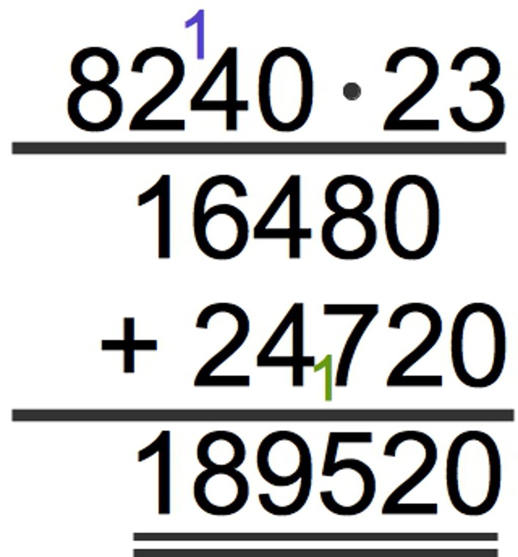 Halbschriftlich multiplizieren entwurf