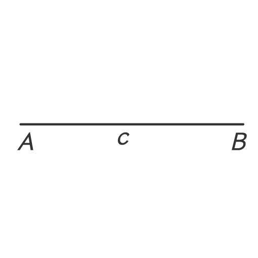 Strecke AB