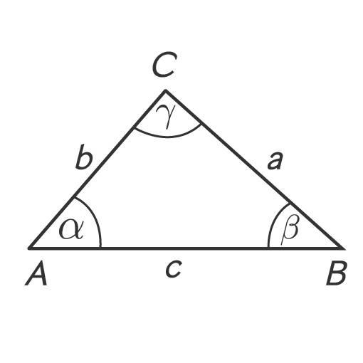 Dreieck mit SSW konstruiert