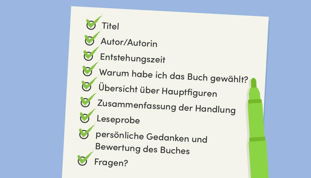 checkliste-buchvorstellung