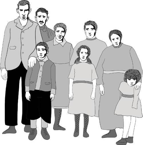 Protagonisten aus der Unterschicht