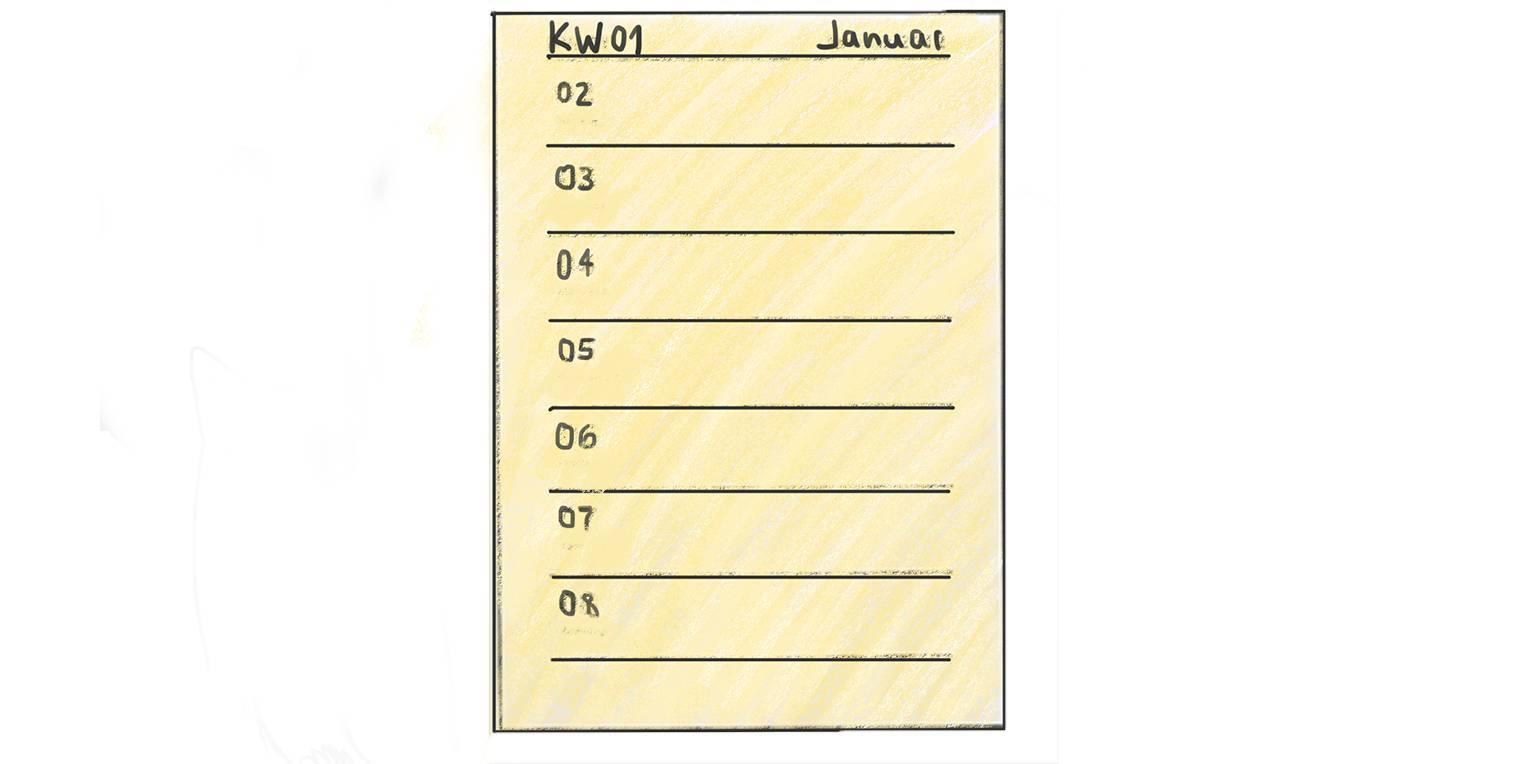 Kalender: Tage, Wochen, Monate, Jahre (Übungen & Arbeitsblätter)