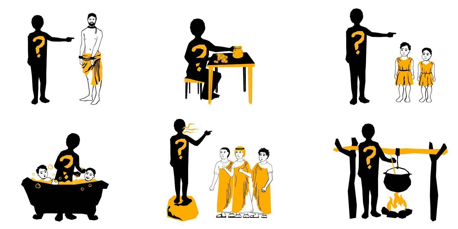 Römische Familie (Übungen & Arbeitsblätter)