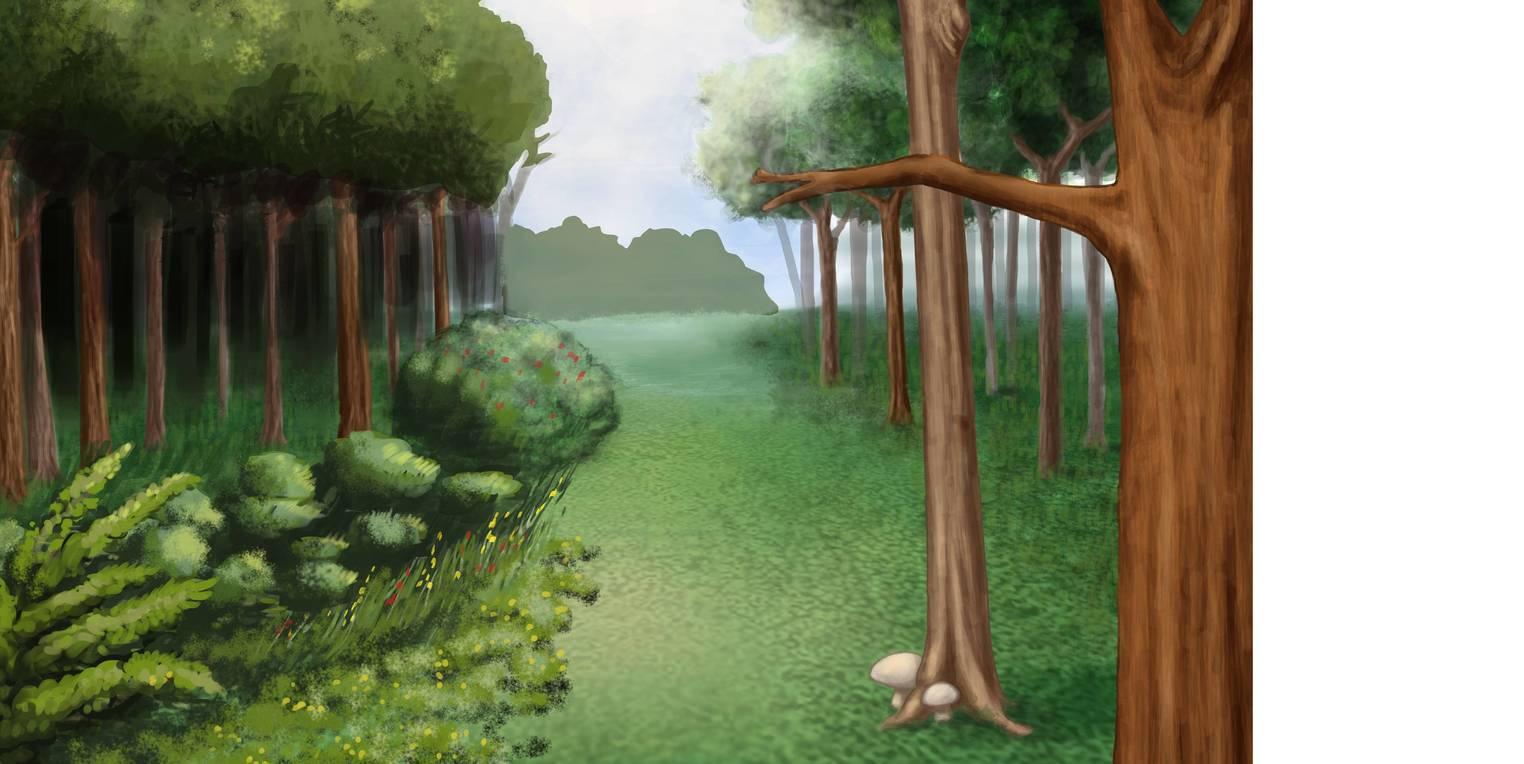 Ökosystem Wald (Übungen & Arbeitsblätter)