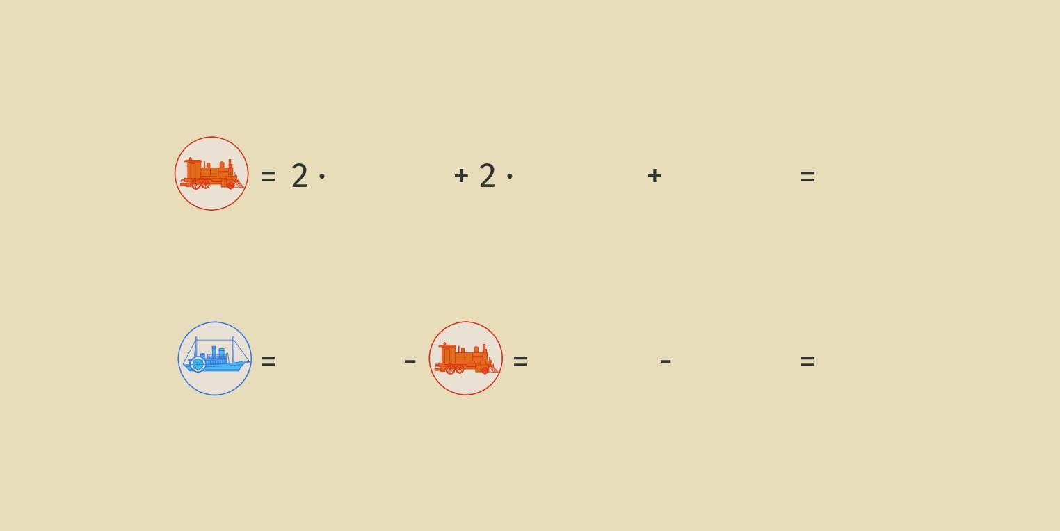Terme und Gleichungen verstehen (Übungen & Arbeitsblätter)