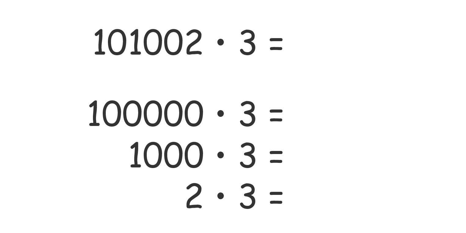 Halbschriftliches Multiplizieren (Übungen & Arbeitsblätter)