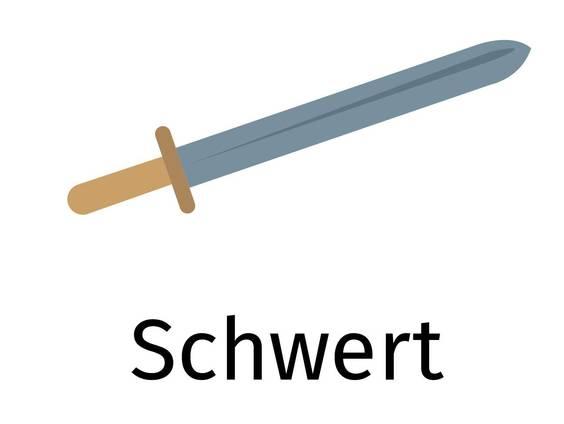 Ritter - Angriff und Verteidigung (Übungen & Arbeitsblätter)