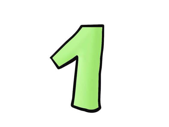 Grundzahlen – eins, zwei, drei... (Übungen & Arbeitsblätter)