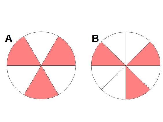 Anteile in Prozent ausdrücken und vergleichen (Übungen & Arbeitsblätter)