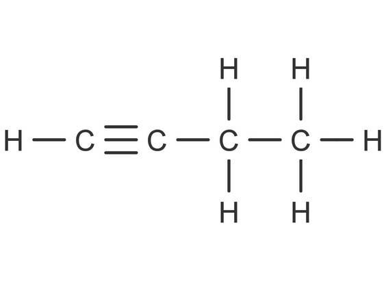 Alkine – Isomerie und Nomenklatur (Übungen & Arbeitsblätter)