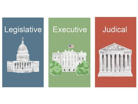 USA – Political System (Übungen & Arbeitsblätter)