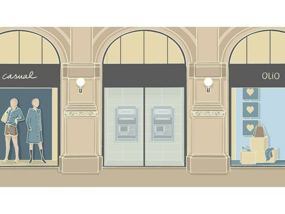 Shopping – Vokabeln zum Thema Einkaufszentrum (Übungen & Arbeitsblätter)
