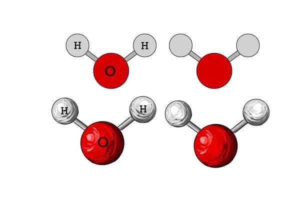 Wasserstoffbrückenbindung (Übungen & Arbeitsblätter)
