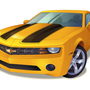 Bumblebee camaro 2010 rs by lizkay