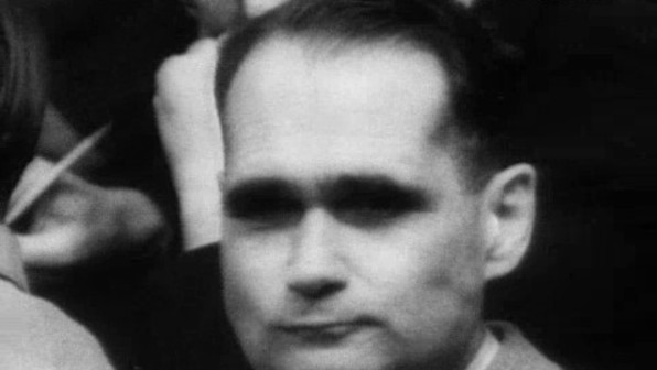 Der Nürnberger Prozess: Rudolf Heß