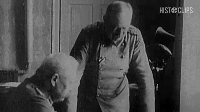 Kapitulation 1 Weltkrieg
