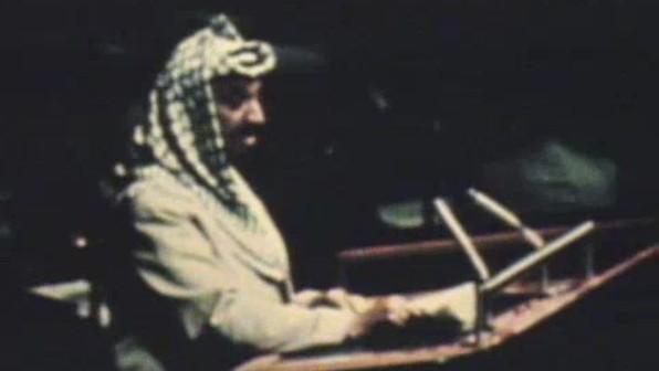 PLO & Jassir Arafat
