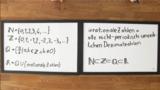 Reifeprüfung Mathematik – Zahlenbereiche