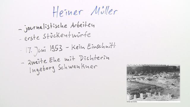 Heiner Müller