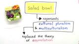 USA – Melting Pot or Salad Bowl?