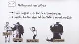 """""""Der Sandmann"""" – Inhaltsangabe (Hoffmann)"""