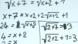 Wurzelgleichungen – Aufgabe (8)