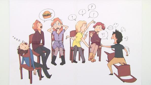 Welche Gesprächsregeln gibt es?