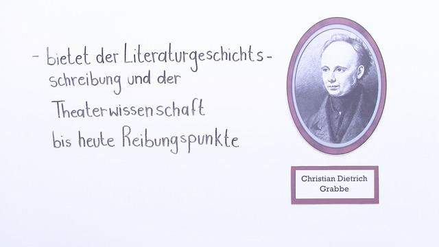 Christian Dietrich Grabbe – Leben und Werk