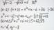Wurzelgleichungen – Aufgabe (13)
