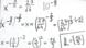 Potenzgleichungen mit rationalen Exponenten – Übung (1)