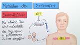 Gentherapie – Genveränderung zur Heilung