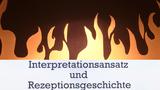 """""""Michael Kohlhaas"""" – Interpretationsansatz und Rezeptionsgeschichte (v. Kleist)"""