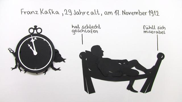 """""""Die Verwandlung"""" – Entstehungsgeschichte (Kafka)"""