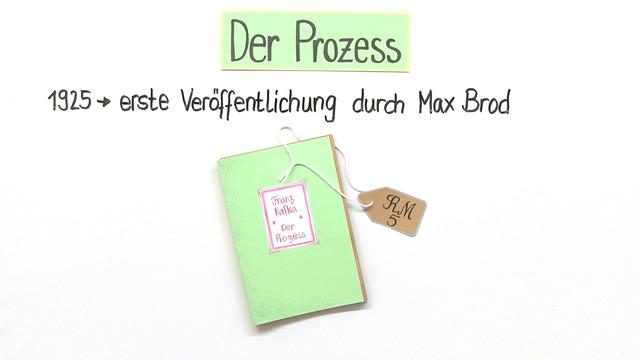 """""""Der Prozess"""" – Interpretationsansatz und Rezeptionsgeschichte (Kafka)"""
