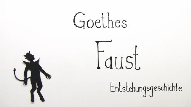 """""""Faust. Der Tragödie erster Teil"""" – Entstehungsgeschichte (Goethe)"""